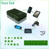 Mobile power 10000mAh portable charger