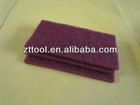 sponge scouring pad
