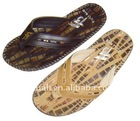 2012 mens flip flop slippers
