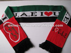 UAE Knitted Scarf