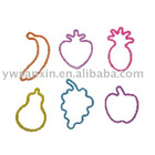 fruit silicone band