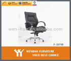 Low back Leather Office Chair F-2079B