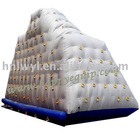 inflatable water games iceberg