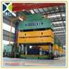 double-action hydraulic deep draw press