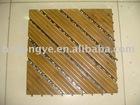 outdoor ceder wood flooring