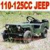 Willys 110cc Mini Jeep