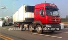 semi-trailer insulated Van Truck Body