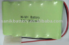 SANIK Ni-MH AA 1800MAH 7.2V RECHARGEABLE BATTERY
