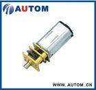 2.5V gear motor GM12-N30VA for / electronic lock / robot