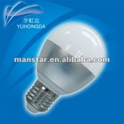 e27 egg bulb 400lm led bulb light 5W SAMSUNG 5630