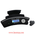 showing caller ID and voice reminding Steering Wheel Bluetooth Car MP3 CT-168D