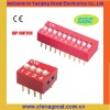 RED Dip switch/Switch/slide switch dip switch 4