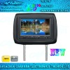 """6.5"""" Headrest monitor with pillow"""