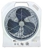 Rechargeable fan with Lamp SF-399B_Hot sale_Vienam