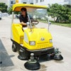 electric road sweeper