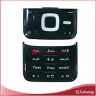 for Nokia N81 Keypad black with white Colour Original