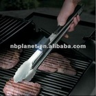 Stainless steel BBQ tong with LED