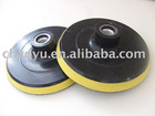 plastic backing pads with velcro