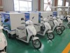 fast food carts trailer delivery 800w /500w electric scooter trike/electric 3 wheel scooters