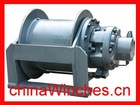 Electric Hydraulic Marine Shipyard Winch or Logging Towing Winch