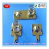 China manufacture stainless steel spring plate,battery contact plate