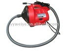 Automatic drain cleaning machine
