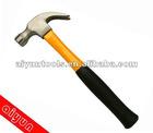 8oz/16oz/24oz/32oz claw hammer, wooden/fiberglass/plastic handle