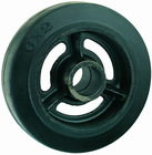 Moldon Rubber Wheel