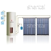 Appearance beautiful Split Pressured Solar hot water heater system