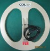 "18""x18"" Round Monoloop COILTEK search coil"
