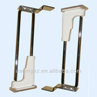 metal hook display stands