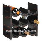 MDF wine packaging box,wood wine display