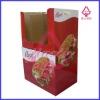 Corrugated Food display box