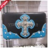 Newest PU Cross Wallet For Ladies