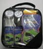 Travel Shoe Polish Set