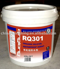 organic silicone curing agent