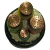 0.6/1kv 3+1 cores copper conductor,XLPE insulated power cable