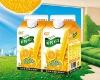 100% natural orange juice