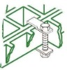 Steel grating Clips,C type clip 316SS,ISO9001