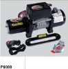 China 8000lb 6000lb winch electric 12 Volt car winches