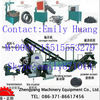 high output waste tire recycling rubber powder machine