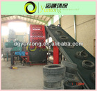 Superior Quality waste tire recycling machine tire crusher