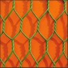 anti-corrosion security chain link fence (factory on sale)
