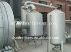 oil refinery exracting equipment for fuel