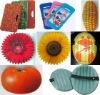 color film garden knee pad