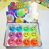 Colorful Beads High Bouncing ball(4.5CM)
