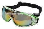 New style popular 2012 high quality anti-fog snow glasses