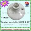 HOT!! LH507B-2 E27 4A 250V Ceramic/Porcelain Lampholder