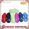 cute kids eva clogs shoes with charm