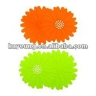 Sun flower shaped kitchen and bathroom sink drain stopper